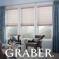 Featuring beautifully functional window fashions from Graber. Visit our showroom where you're sure to find window fashions you love at a price you can afford!